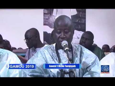 Gamou 2019 ini aqulu wa anil yawma Kourel 1 Hizbu  Tarqiyyah