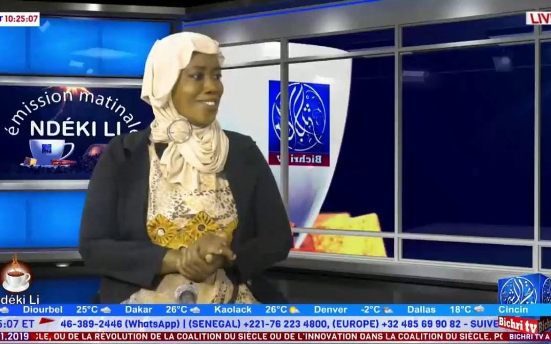 LIVE   Emission Matinale Ndeki li   Thème : Waccayou Gamou Laylatu Mawlidi Nabi