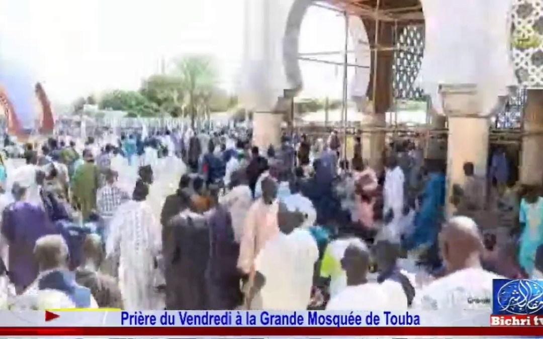 LIVE | Prière du Vendredi à la Grande Mosquée de TOUBA 08 Nov. 2019