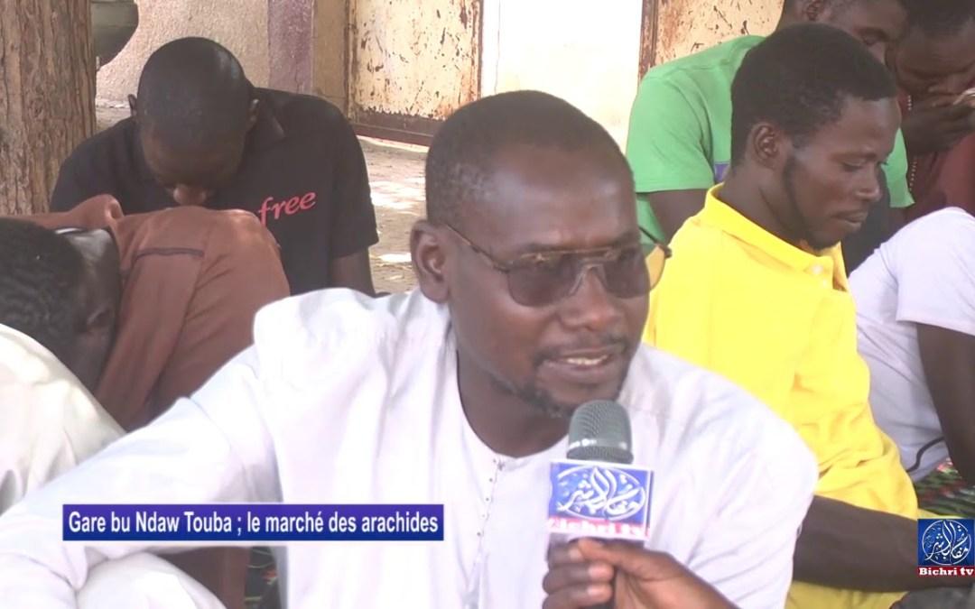 Reportagee Touba: Gare bu Ndaw, le maarché des arachides