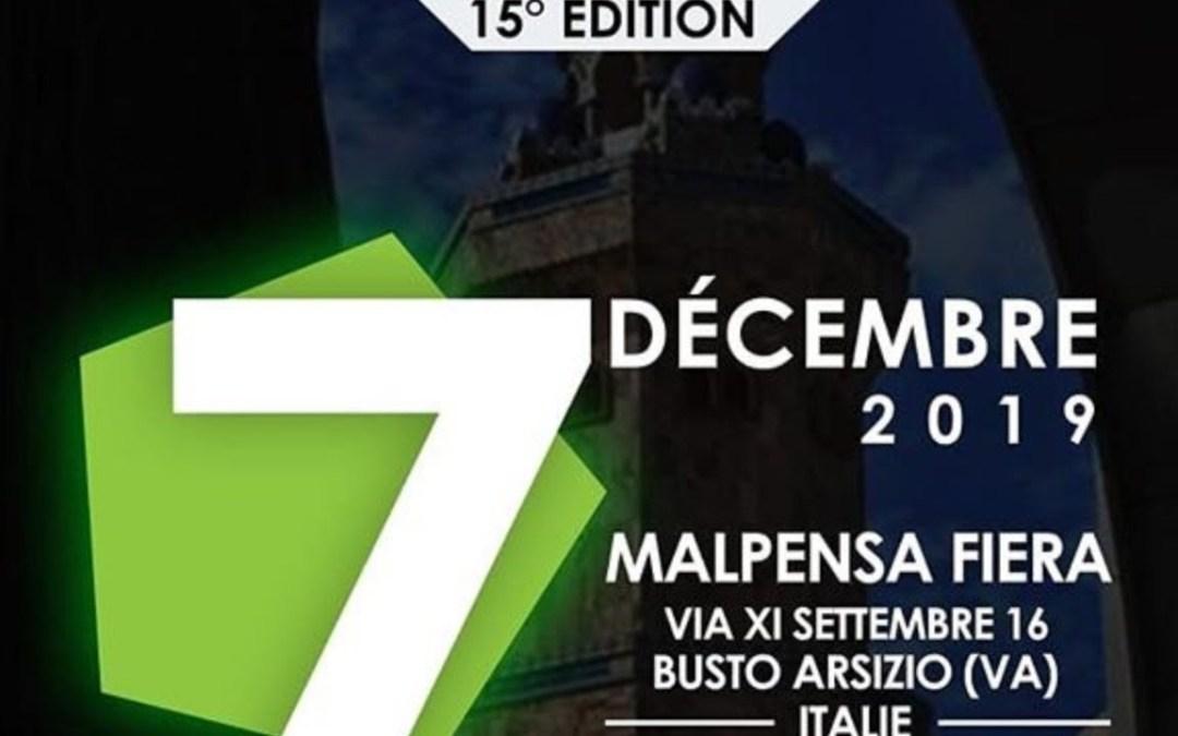 En direct | Bissu Xassida TOuba Italie Malpensa 07 Dec 2019