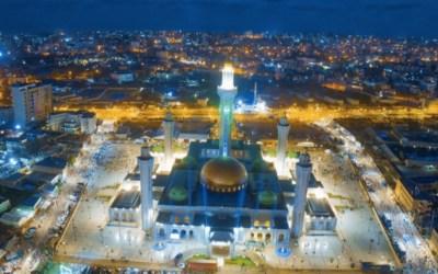LIVE | Prière du Vendredi à la Grande Mosquée Massalikul Jinan 24-01-2020