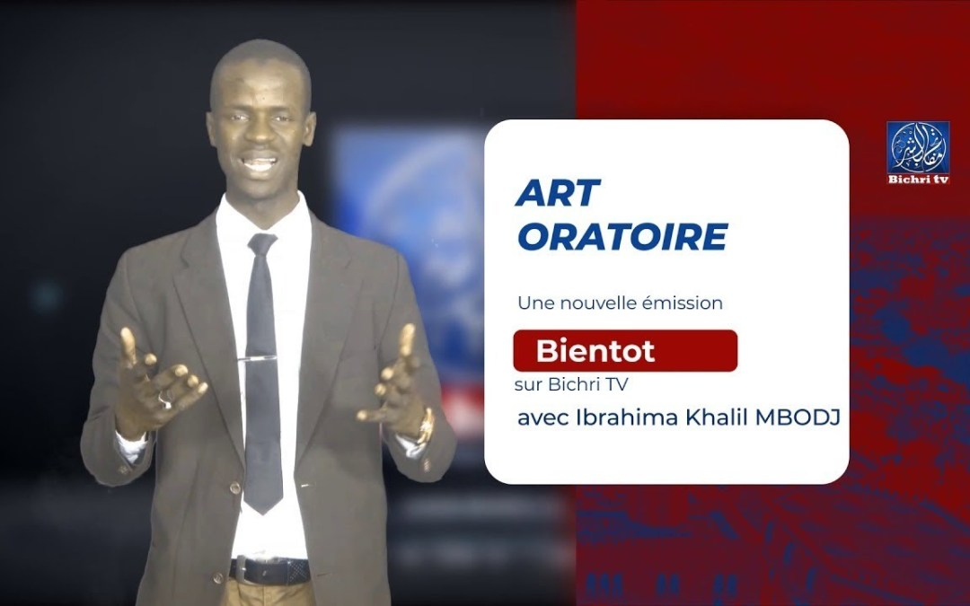 LIVE | Art oratoire | Théme : L' Afrique refuse le developpement ?