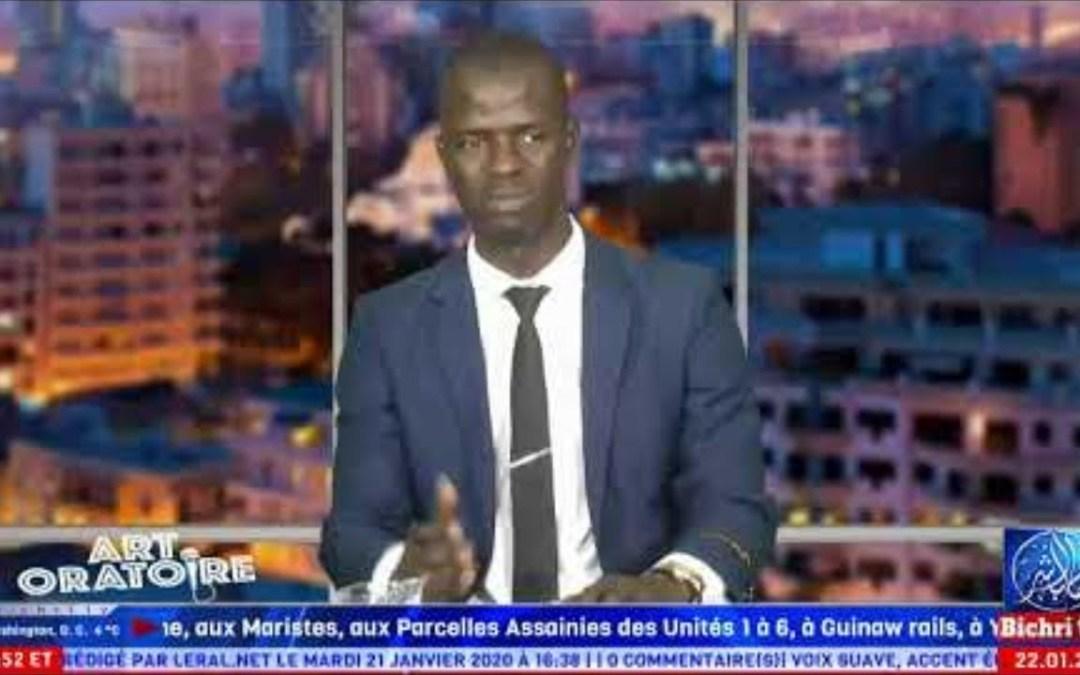 LIVE | Art Oratoire | Covid19 au Sénégal | Etat d'urgence-couvre feu Pourquoi Ns sommes arrivés là ?