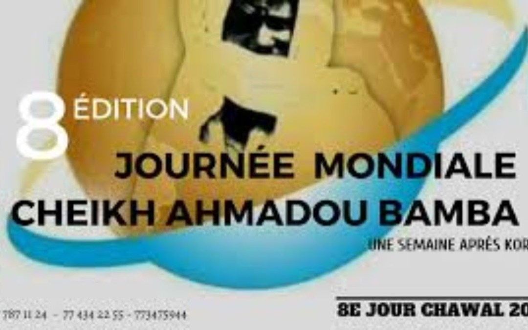 LIVE | Journée Mondiale Cheikh Ahmadou Bamba