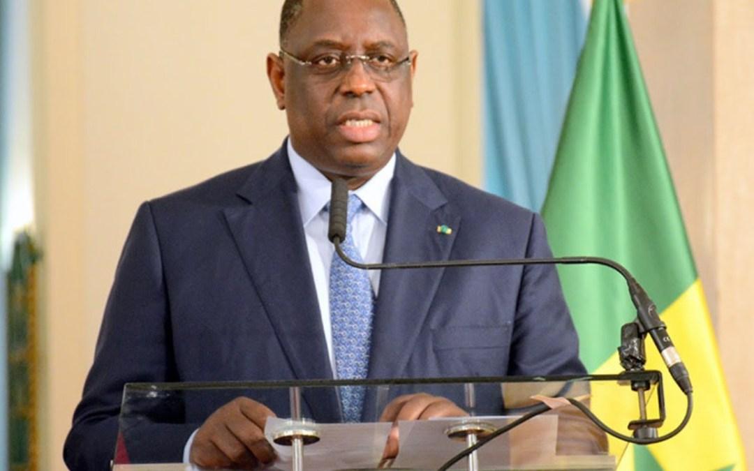 🔴En direct | COVID19-Le message à la Nation du Président Macky SALL