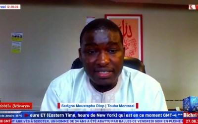 Yobëlu Bitimrew   Théme: Cybercriminalité et arnaques envers les candidats à l'immigration