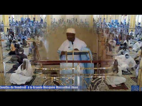 Khoutba: Imam Bassirou Lo thème célébration de la Tabaski, Vend 31juillet 2020 Massalikoul Djinane