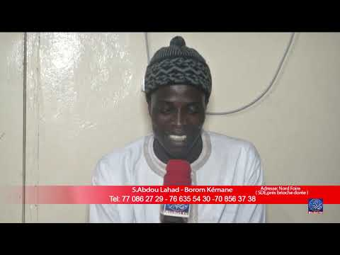 Aslar sur Bichri TV International: Avec S. Abdou lahad  (Borom kémane )