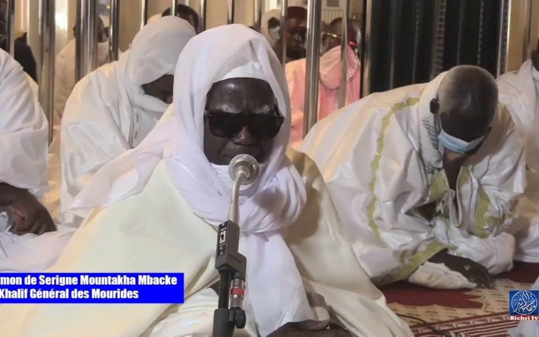 En Direct | Prière du vendredi 28 AOUT à la Grande Mosquée de Touba