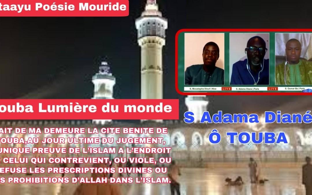 Jotaayu Poésie Mouride #1 | Serigne Adama Diané