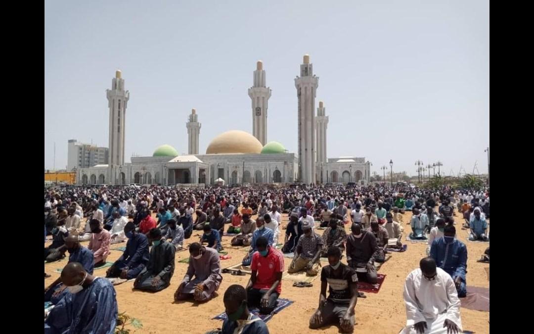 🛑 LIVE   Prière du vendredi 21 Aout à la Grande Mosquée Massalikul Jinan