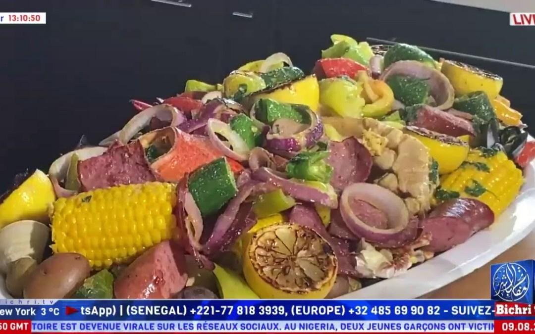 Live Show | Bernde ak Sokhna Billo | Seafood Boil / Bouillon de fruits de mer