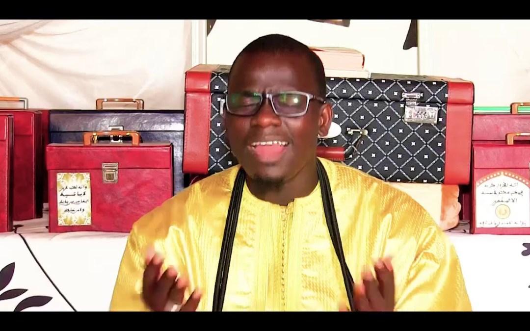 Nouveau Clip Officiel de Serigne Moustapha Gningue dédié à Cheikh Mountakha Bachir 2020