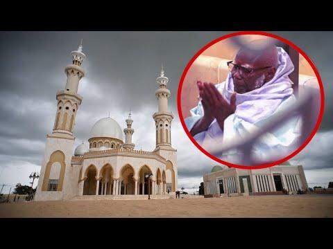 Revivez les images de la grande Mosquée de Porokhane rehalibilté par Serigne Mountakha MBACKÉ Bachir