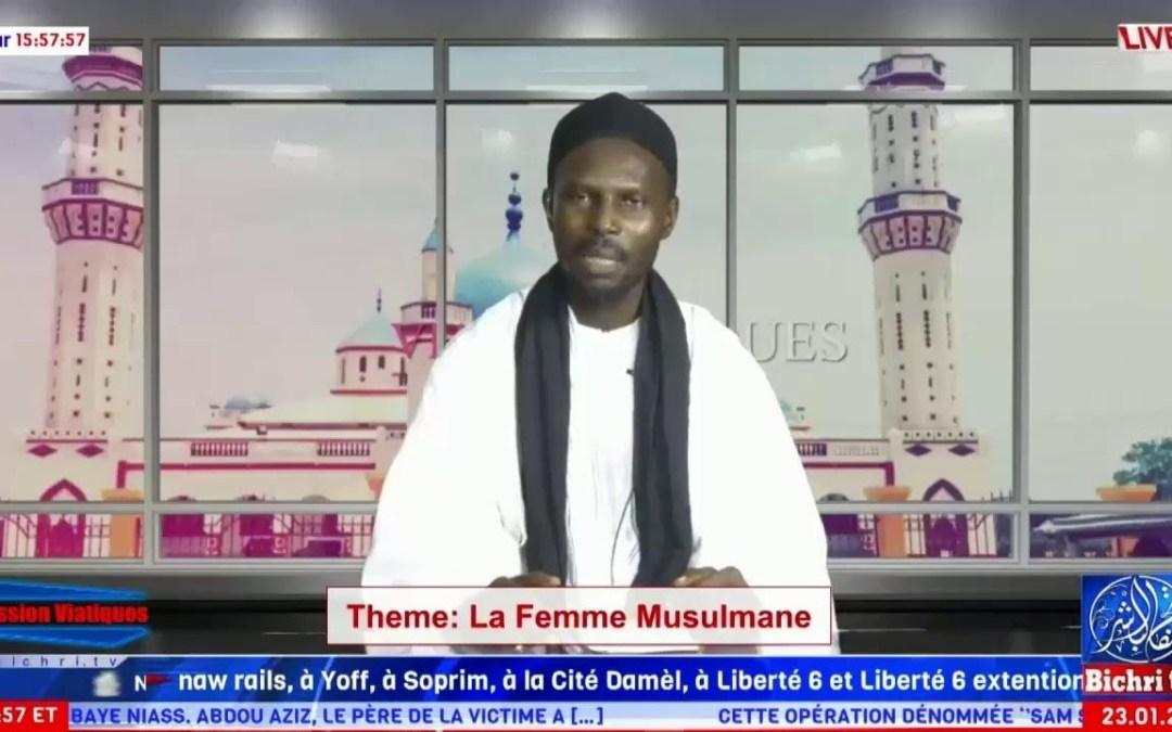 🔴En direct | LIVE | Emission Viatiques | Thème: Serigne Touba Ak Al-Quran