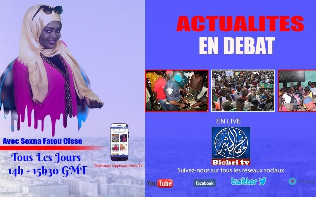 🔴 LIVE | Actualités en Débat | Mardi  08 Sept 2020