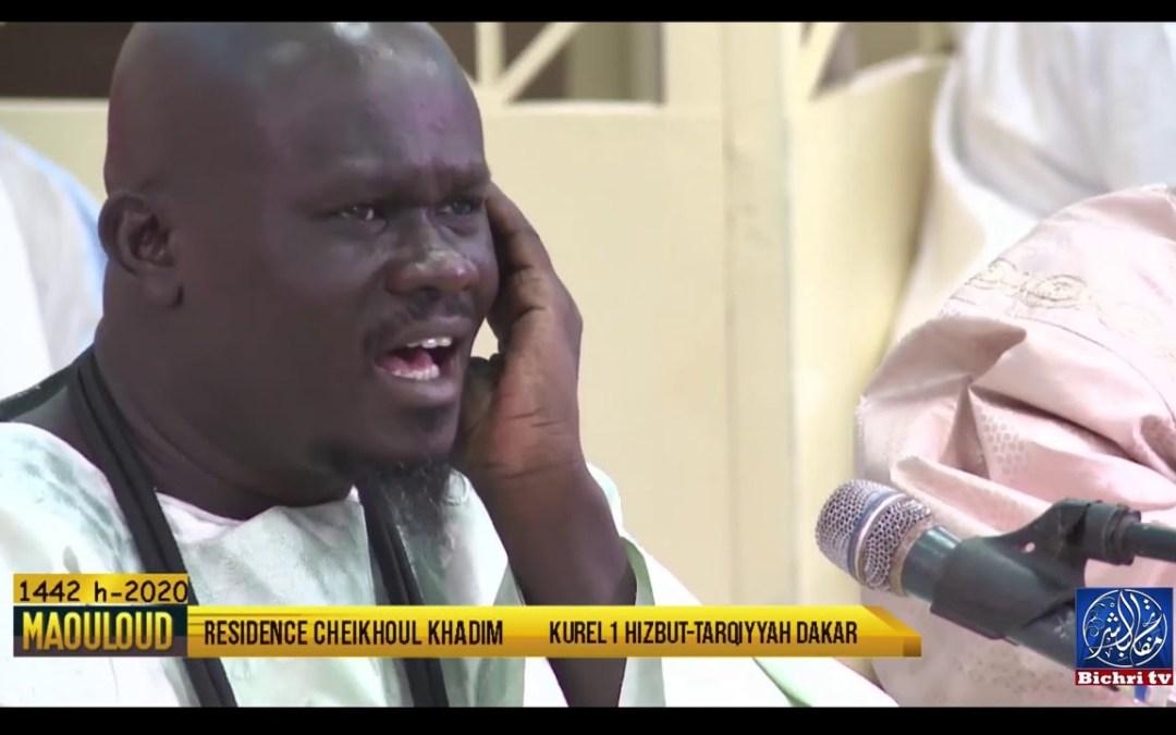 Gamou 2020 | Jazbul Quloob Bukaa'u Kourel 1 Hizbut Tarqiyyah