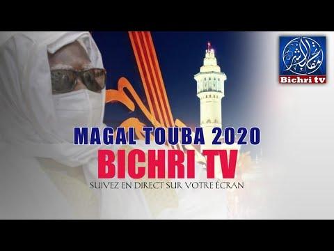 LIVE  TOUBA   Mission et Recommandation de Cheikh Ahmadou Bamba