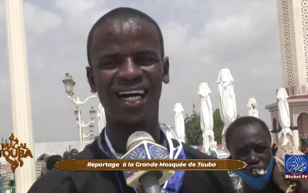 Magal Touba 2020 | Reportage à la Grande Mosquée de Touba