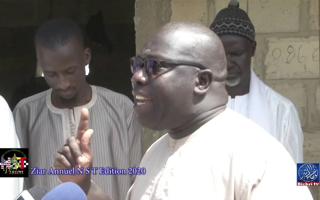 Ziar Ndawi Serigne Touba : Edition 2020/ Arrivée dans la ville sainte