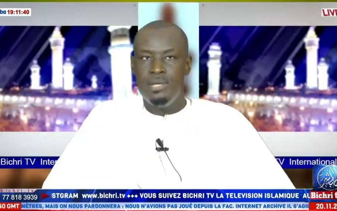 EN DIRECT TOUBA  | Emission Tawfekhoul Hadi#2 | Théme: Ndiarignou liguéye  ci janguélém S. Touba