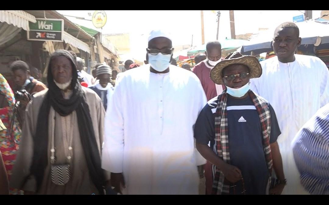 Incendie à Touba : La réaction des Commerçants de Marché Ocass