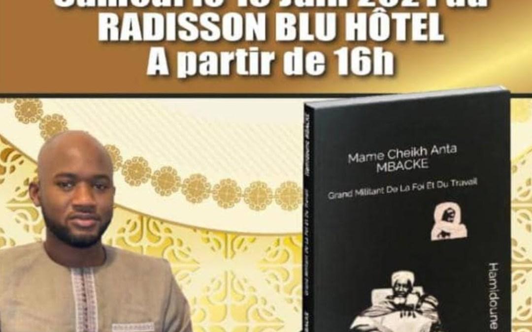 LIVE Dakar    CEREMONIE DEDICACE MAME CHEIKH ANTA