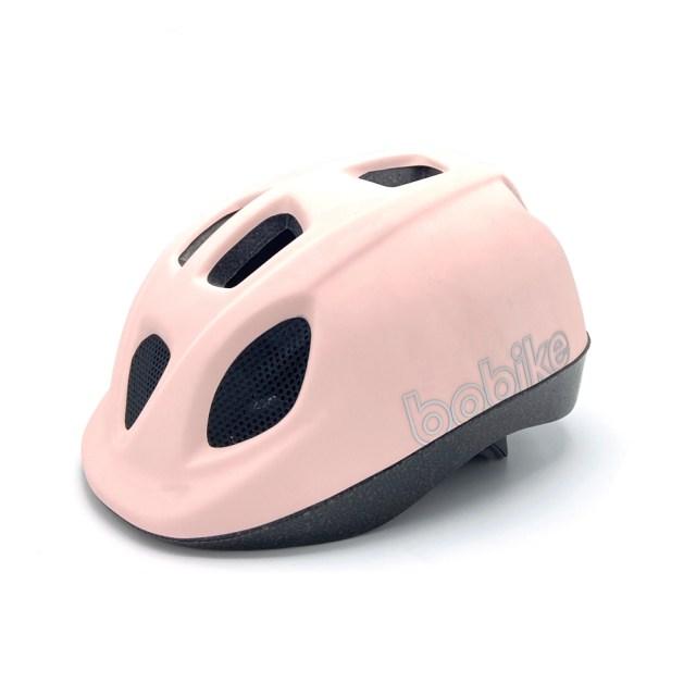 Casco menta rosa