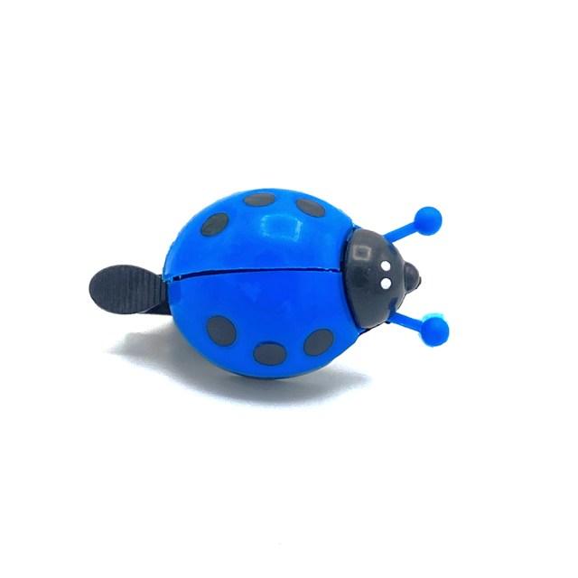 Timbre de bici – Mariquita azul