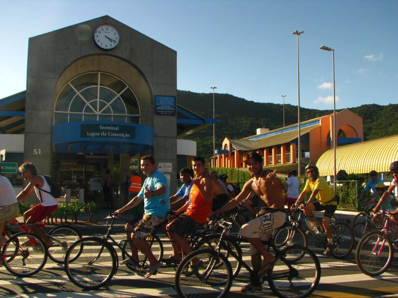 Passagem pelo TILAG. Foto: Caminhos do Sertão.