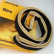 Cubierta carretera bicicleta clasica Tubular Continental Giro envase