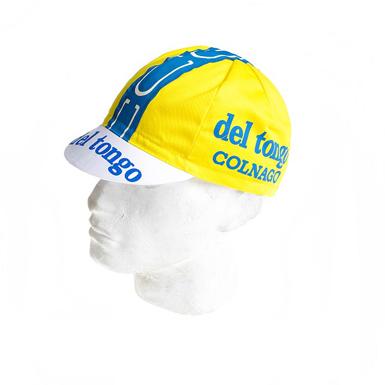 Gorra Ciclismo Vintage Colnago Del Tongo