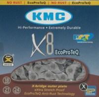 Cadena KMC X-8 EPT anticorrosion