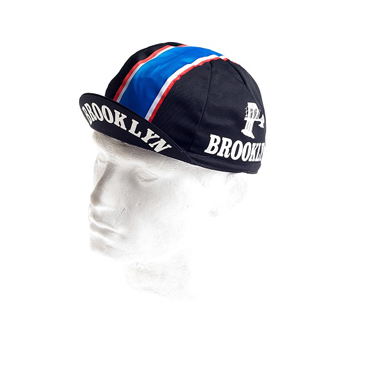 Gorra Ciclismo Vintage Brooklyn color negro