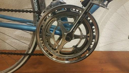 Platos y cubreplatos Bicicleta Clásica ciudad marca Simon