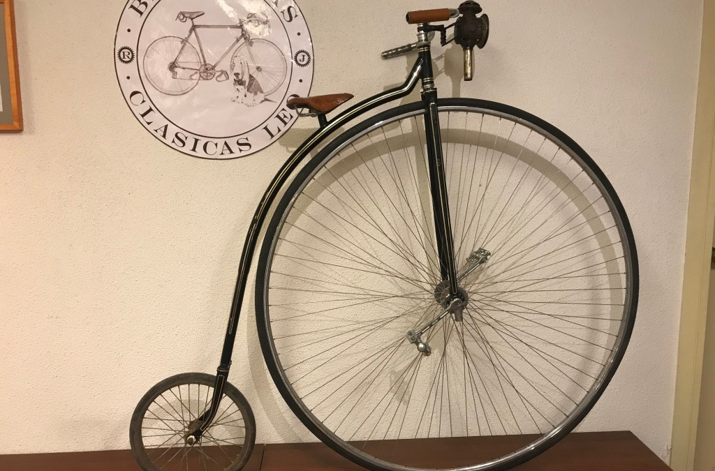 BCL Penny Farthing 50″