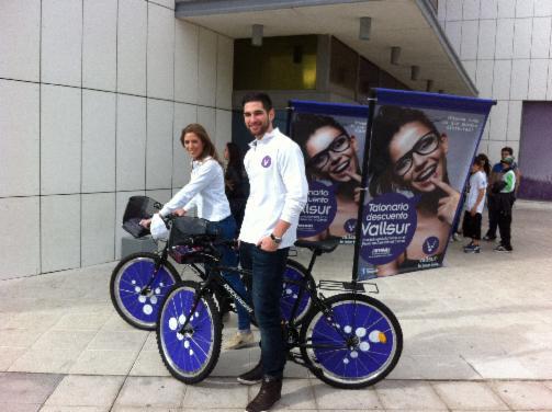 Publi Ciclo  Bicicletas con publicidad