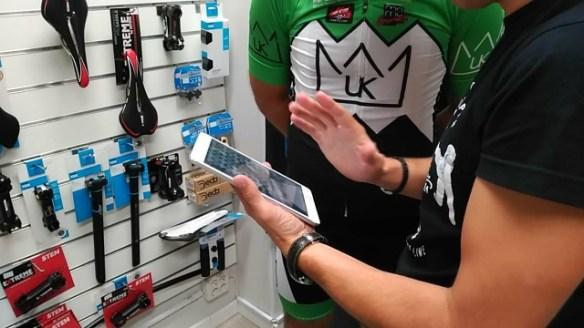BM Estudios Biomecanicos para ciclistas en Leganes Madrid (49)