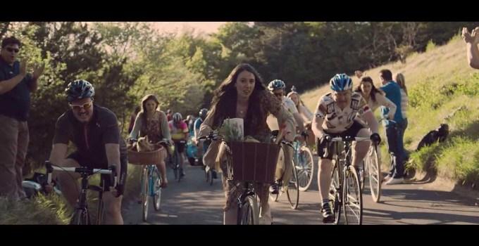 Urcă-te pe bicicletă!