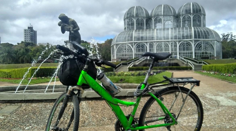 A chegada a Curitiba e começo do trabalho – Brasil em Ciclos