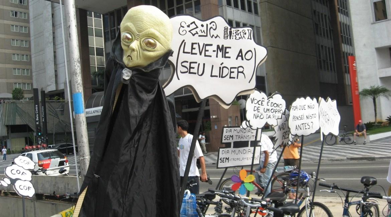 Carta aberta dos Ciclistas de São Paulo ao Governo do Estado