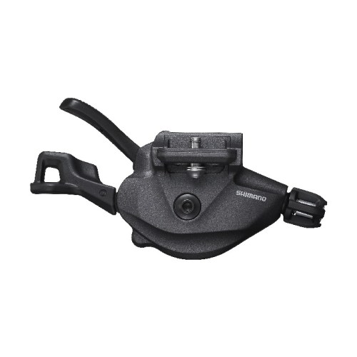 RUČICA MENJAČA SHIMANO SL-M8100-IR,DEORE XT,DESNA,DIRECT ATTACH TO BL(I-Spec EV),12-S,2050MM INNER,W/O OGD,BLACK OT-SP41S, ADD 6MM SEALED CAP X3 AND NOSE CAP X1,IND.PACK