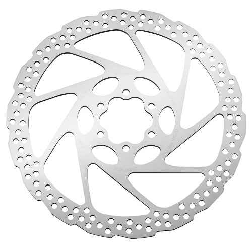 ROTOR DISK KOČNICE SHIMANO DEORE SM-RT56-M, 180MM, 6-BOLT, FOR RESIN PAD ONLY, IND.PACK