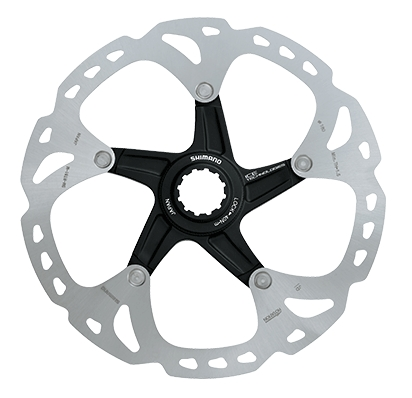 ROTOR DISK KOČNICE SHIMANO DEORE XT SM-RT81-S, 160MM, CENTER LOCK, INCL. LOCK RING, IND.PACK