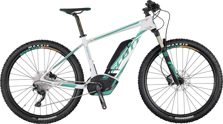 Emtb da donna Scott E-Contessa Scale 730 (bikecafe)