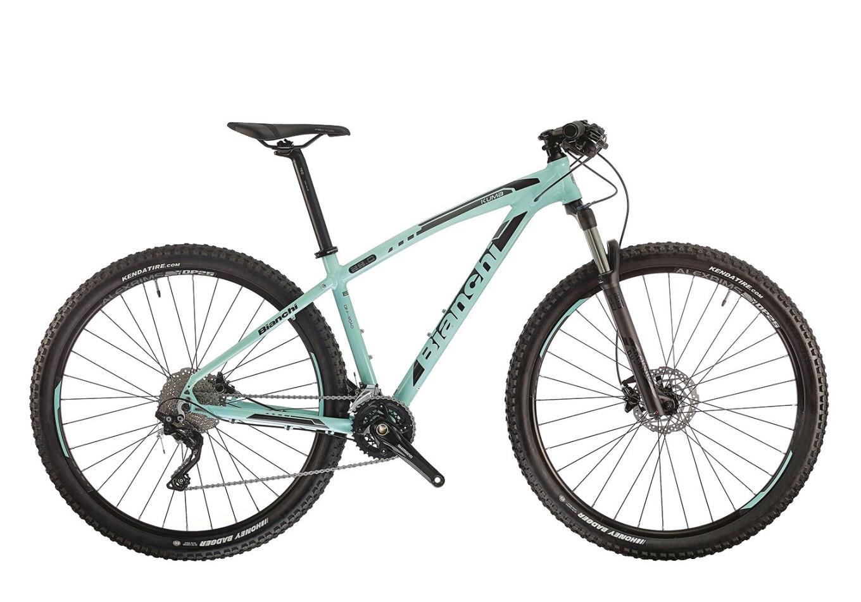 Immagine della mountain bike da cross country Bianchi Kuma 29.0 (www.bianchi.com)