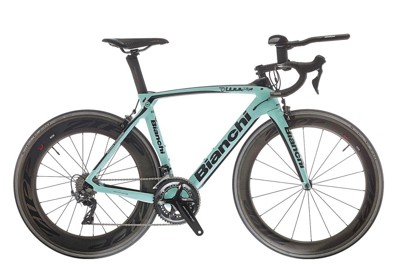Bici da triathlon Bianchi Oltre XR4 Triathlon (bianchi.com)