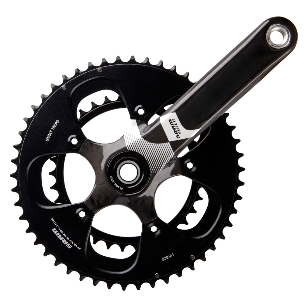 Guarnitura Sram Red compact (sram.com)