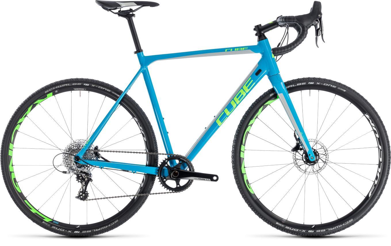 Bici da ciclocross Cube Cross Race SL (www.cube.eu)